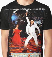 Saturday Night Fever Graphic T-Shirt