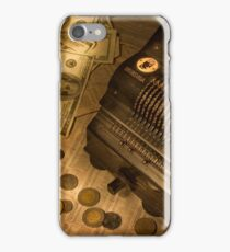 The stock market iPhone Case/Skin