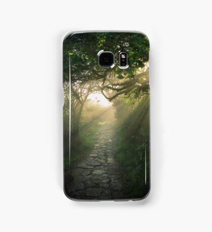 God's Path Samsung Galaxy Case/Skin