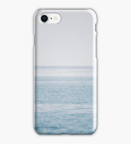 Shimmering Sea iPhone Case/Skin