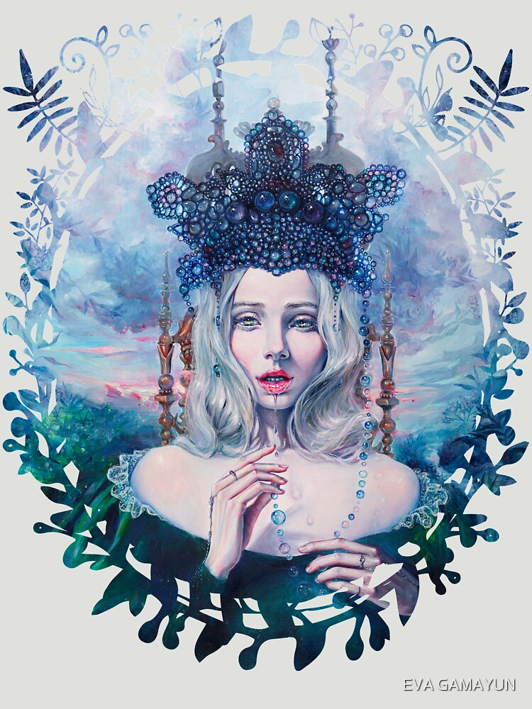 Self-Crowned by tanyashatseva