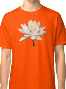 White Water Lily in Sunshine Classic T-Shirt