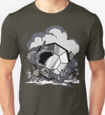5deb856a Gym Leader: Brock Unisex T-Shirt