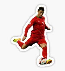 Ronaldo Portugal Sticker