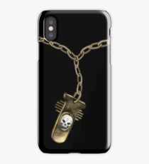 Goth Pendant iPhone Case/Skin