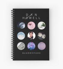 Cuaderno de espiral Portada del álbum Dan
