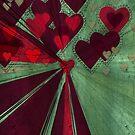 Love Burst Grunge by webgrrl