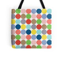 colorful circles of color in pastel