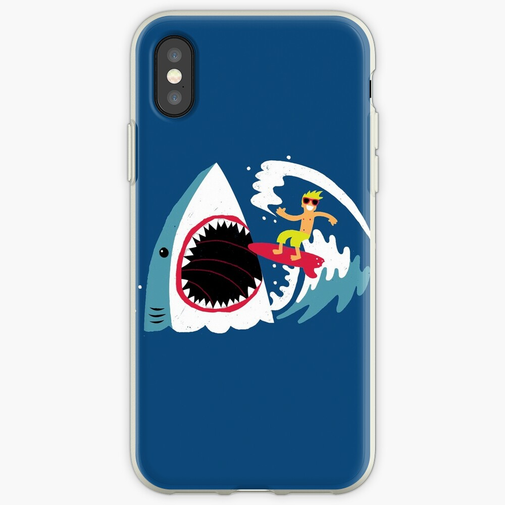Surf's Up iPhone-Hülle & Cover