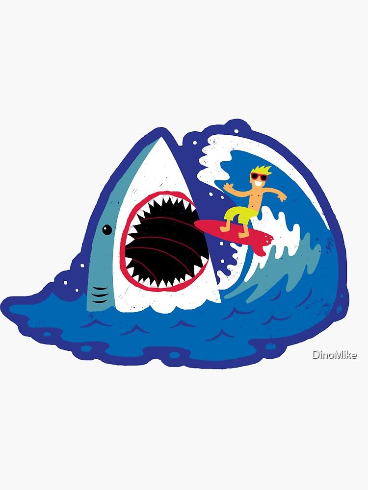 Surf's Up von DinoMike