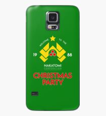Nakatomi Corp Christmas Party 1988 T-Shirt Case/Skin for Samsung Galaxy