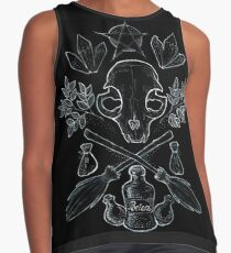 Witchcraft Contrast Tank