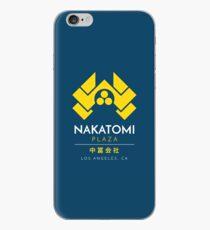 Nakatomi Plaza T-Shirt iPhone Case