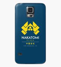 Nakatomi Plaza T-Shirt Case/Skin for Samsung Galaxy