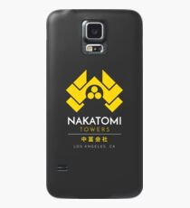 Nakatomi Towers T-Shirt Case/Skin for Samsung Galaxy