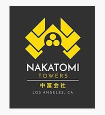 Nakatomi Towers T-Shirt Photographic Print