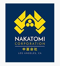 Nakatomi Corporation T-Shirt Photographic Print