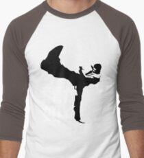 Like A Dragon Men's Baseball ¾ T-Shirt