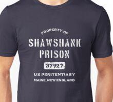 Property of Shawshank Prison T-Shirt Unisex T-Shirt