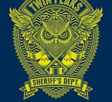Sheriff's Department by heavyhand