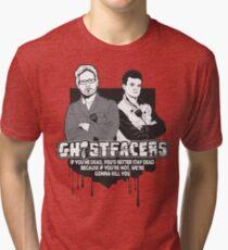 Ghostfacers Tri-blend T-Shirt