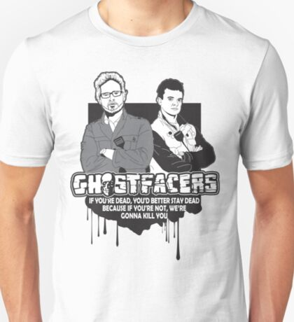 Ghostfacers T-Shirt