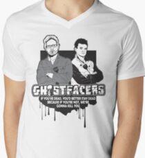 Ghostfacers Men's V-Neck T-Shirt