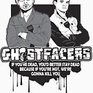 Ghostfacers by Rob Stephens