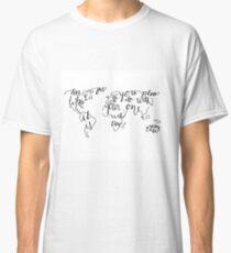 Wild & Precious World Classic T-Shirt
