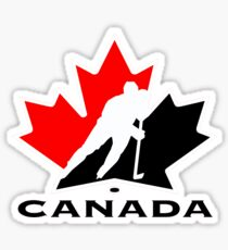 CANADA NATIONAL ICE HOCKEY TEAM Sticker