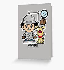 Lil Gadget Greeting Card