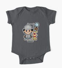Lil Gadget One Piece - Short Sleeve