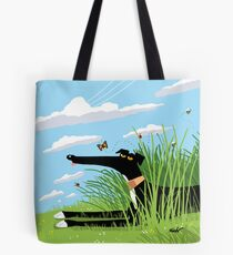 Summer Derp Tote Bag