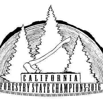 California State Champ's Emblem by CarsonSloas