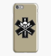 Combat Medic Emblem iPhone Case/Skin