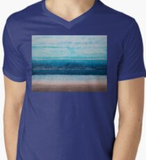 It's Got to Be the Water original painting Mens V-Neck T-Shirt