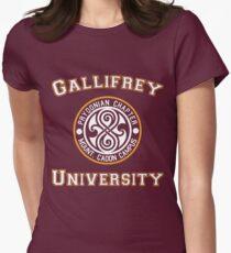 Gallifrey University Women's Fitted T-Shirt