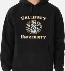 Gallifrey Universität Hoodie