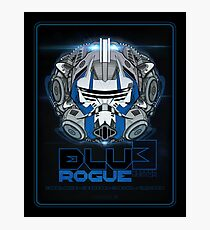 Star Wars BLU3 Rogue Hunter - Deluxe Photographic Print