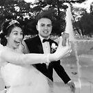 Bridal Cellfie by Chet  King