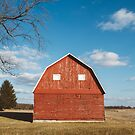 The Red Barn by Bethany Helzer