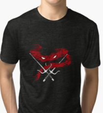 Red Wrath Tri-blend T-Shirt