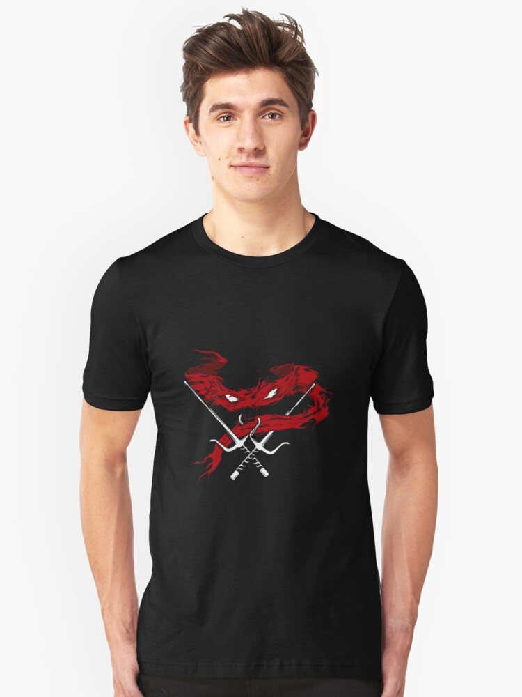 Red Wrath Unisex T-Shirt Front