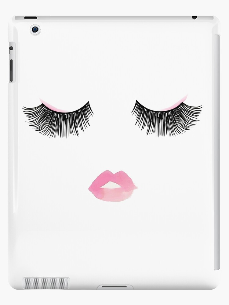 Fashion Eyelashes by FashionDoodles