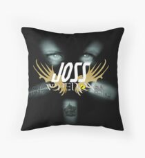 Joss Whedon Throw Pillow