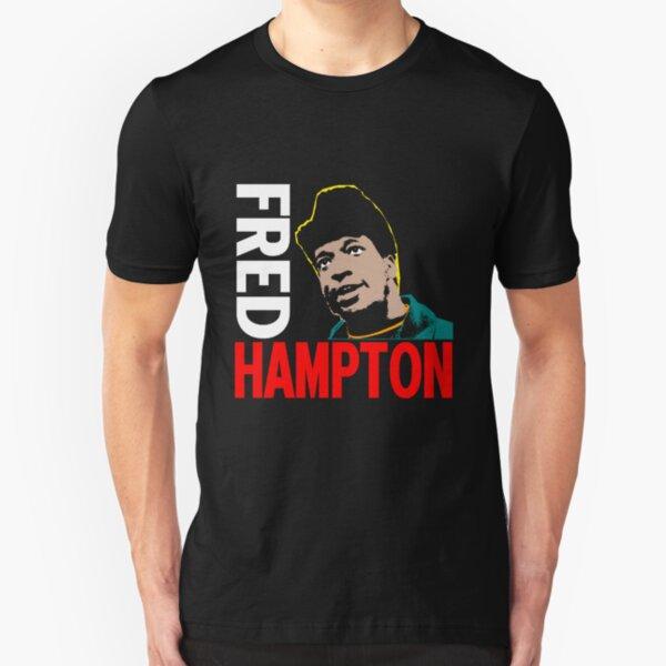 FRED HAMPTON Slim Fit T-Shirt