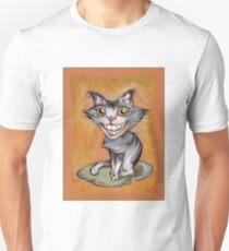 Cheshire Cat Grin Unisex T-Shirt