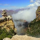 Grand Canyon USA by Mary Kaderabek-Aleckson