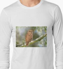Owl Time Long Sleeve T-Shirt