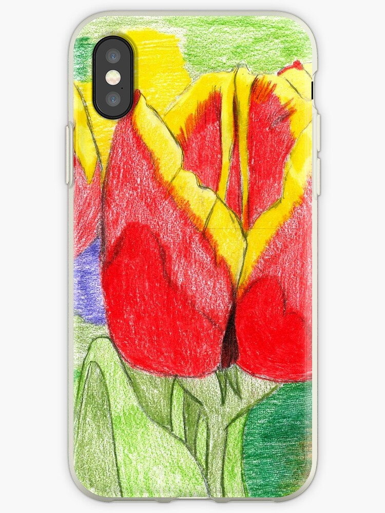 Tulips  by IreniaCastaneda